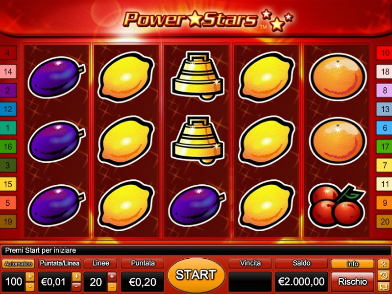 Spiele Power Stars - Video Slots Online