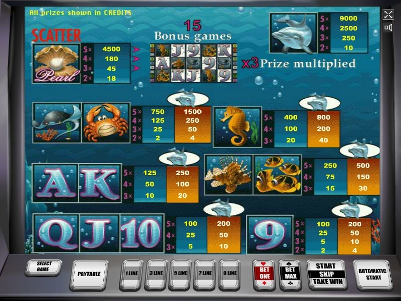 best free slots online dolphins pearl kostenlos