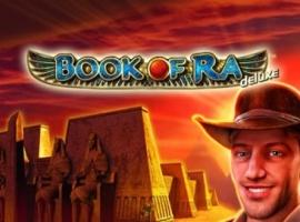Der Wegweiser zu den Träumen heißt Book of Ra Deluxe