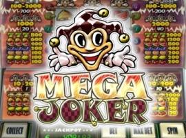 Der Mega Joker weiß wie man online ans Geld kommt