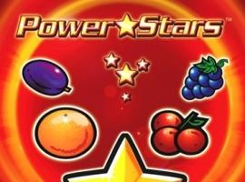 Power Stars – frische Früchte und verschiedene Gewinnkombinationen