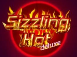 Probieren Sie einen würzigen Sizzling Hot Deluxe Slot aus!