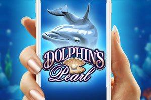 Wie Sie Dolphins Pearl Mobile spielen können und welche Boni es gibt